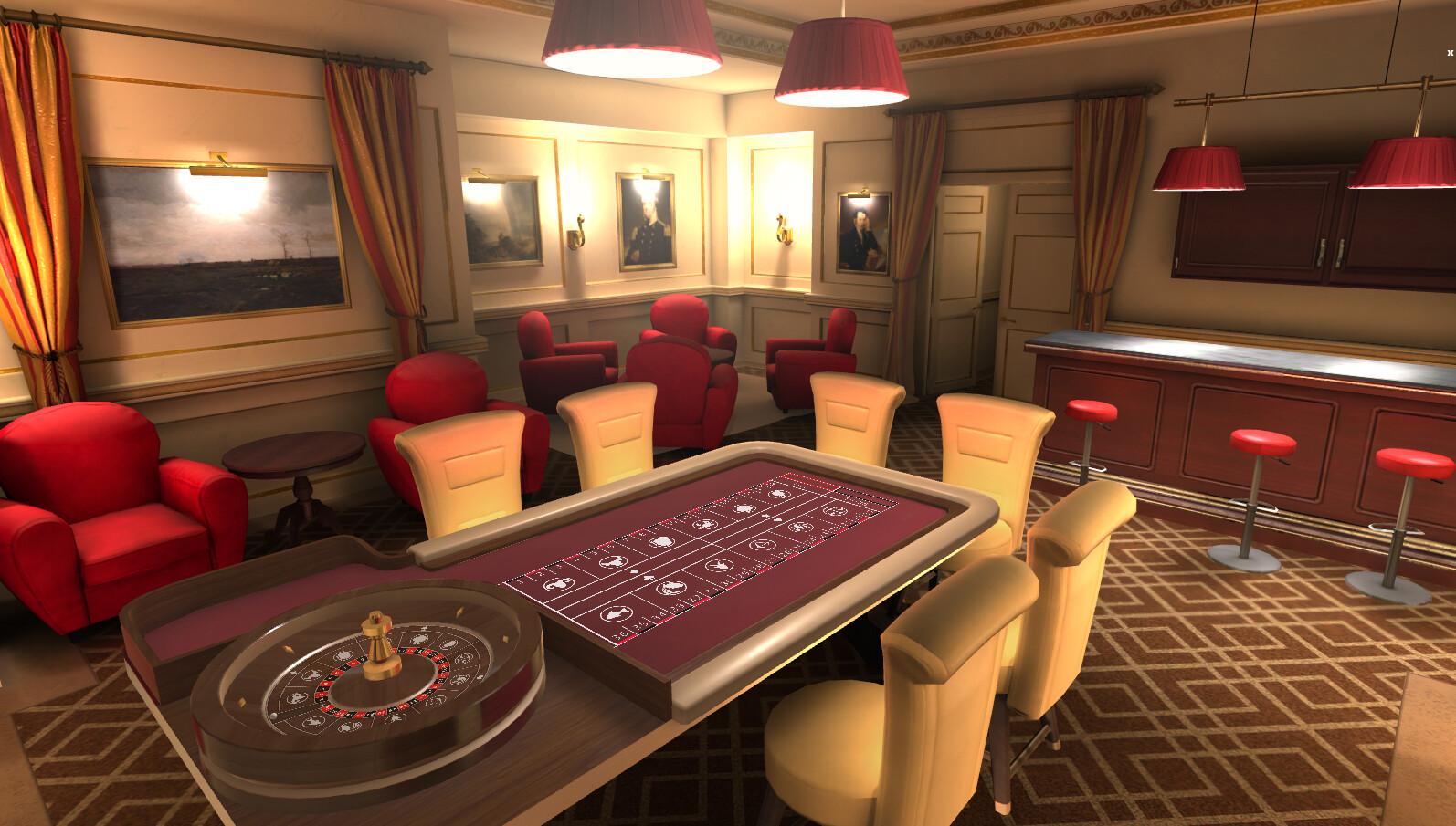 Ben lucas 2018 10 casino environment
