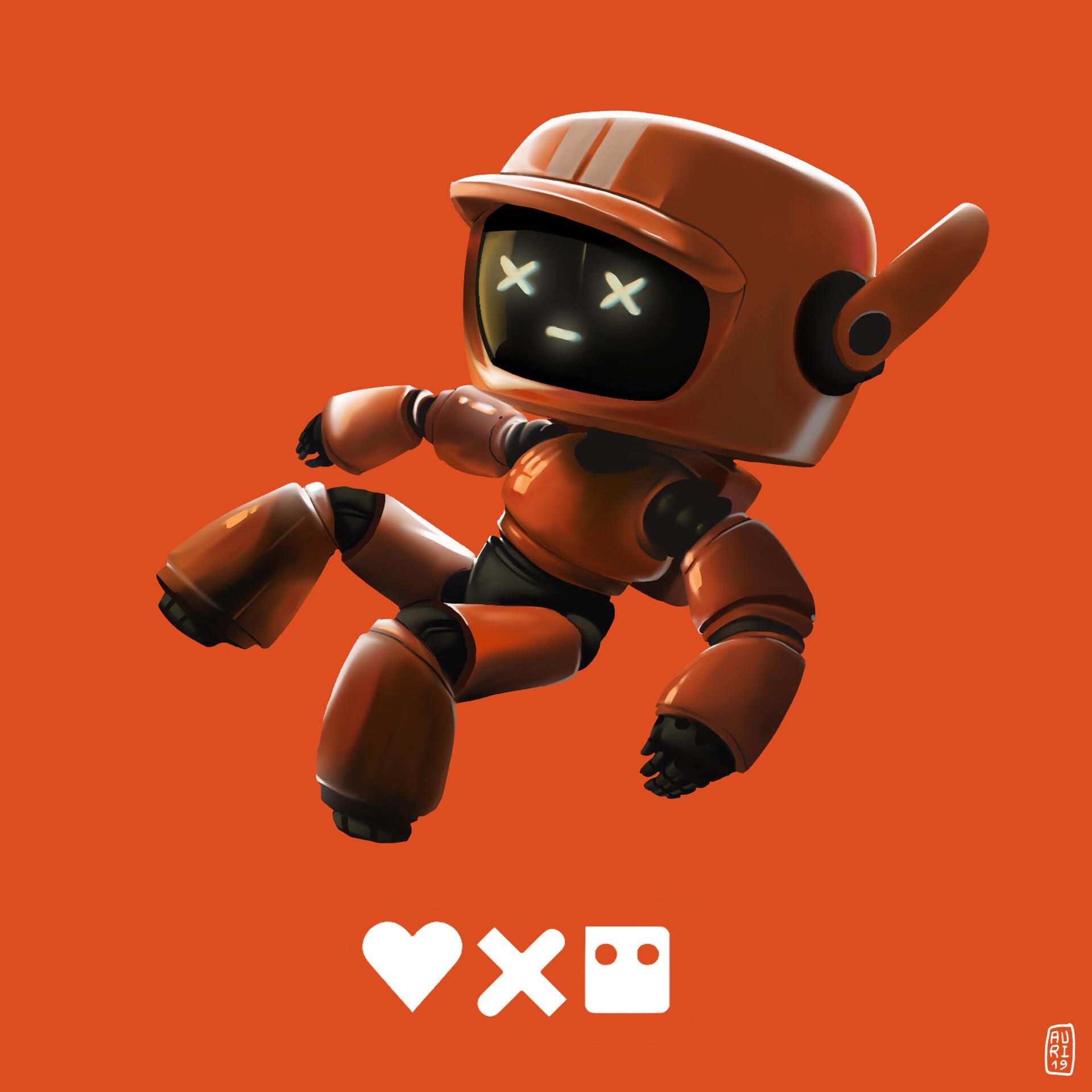 ArtStation - THREE ROBOTS fanart : LOVE, DEATH & ROBOTS ...