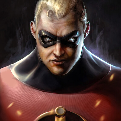Charles logan mr incredible updated 4k