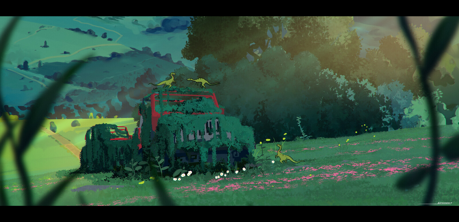 Ghibli print + tutorial