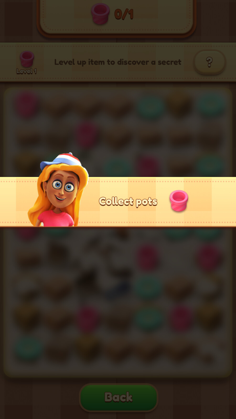 Puzzle Game UI