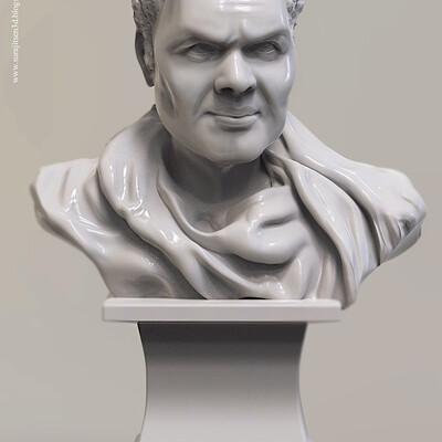 Surajit sen teacher digital sculpting by surajitsen march2019
