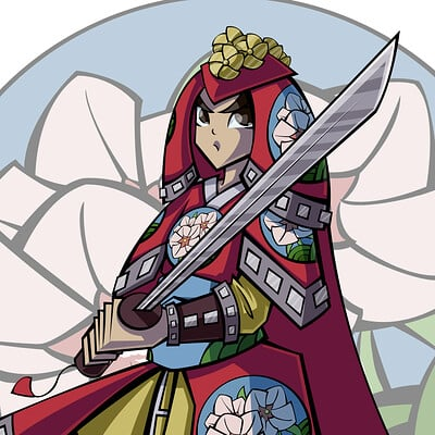 Jason licht korean warrior color