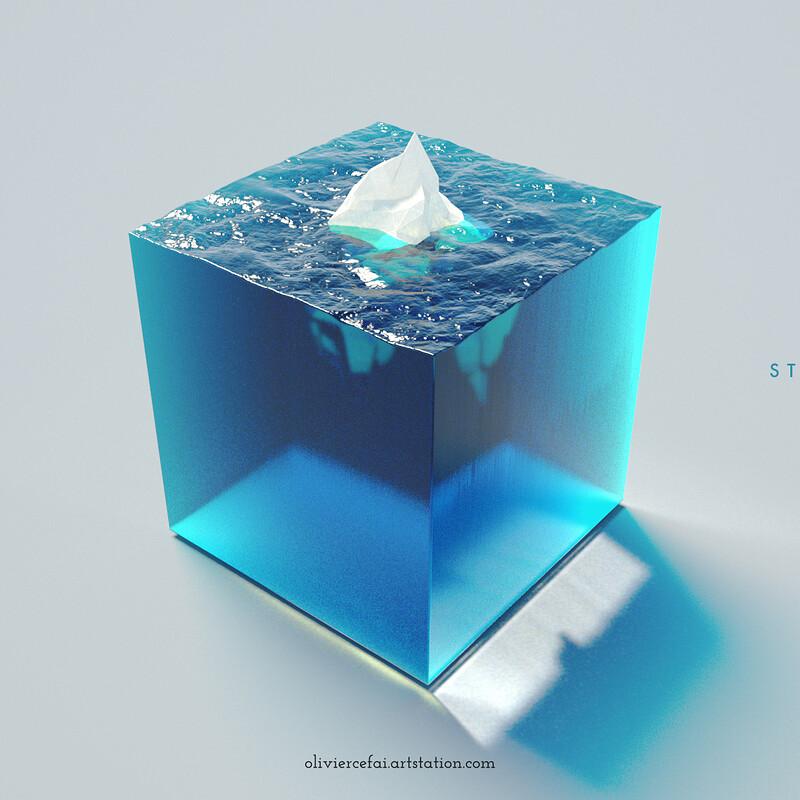 Styleframe - iceberg