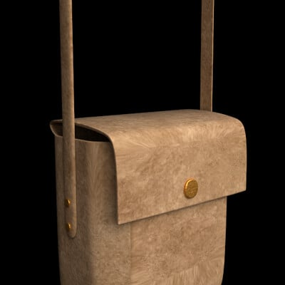 Joseph moniz leatherbag001a