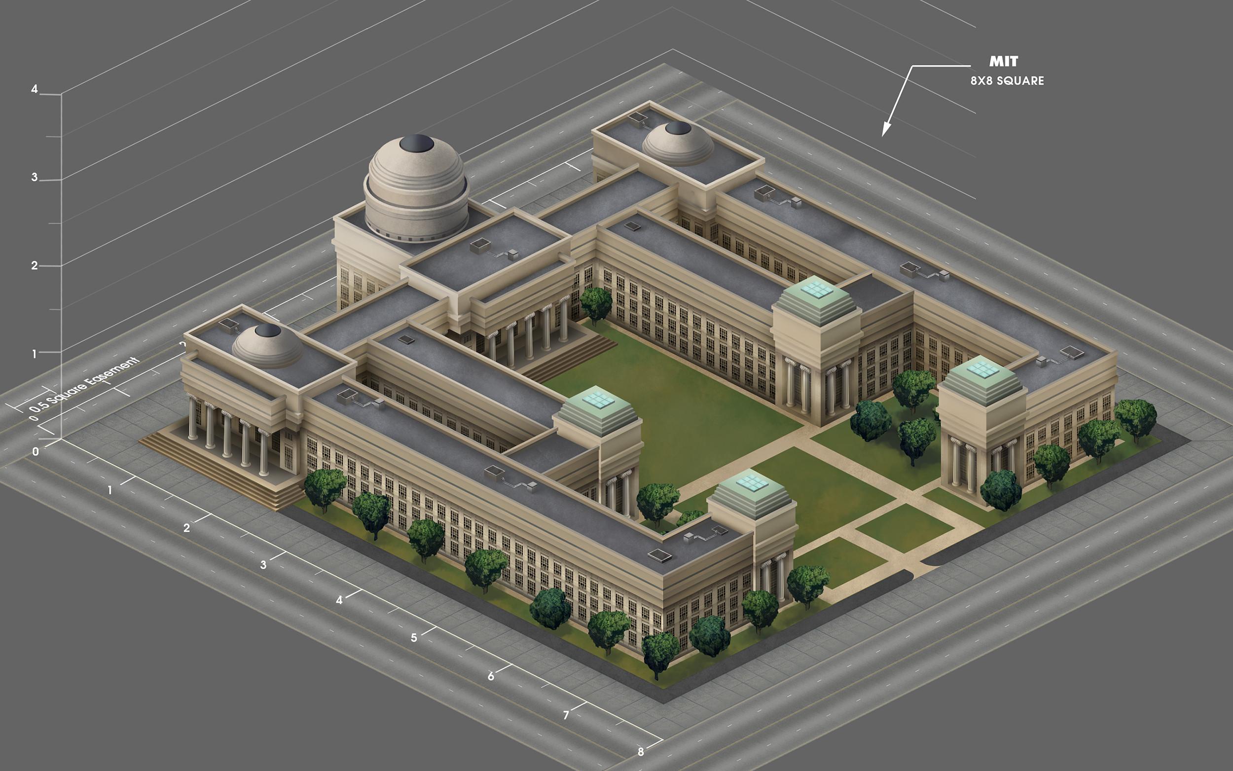 MIT structure