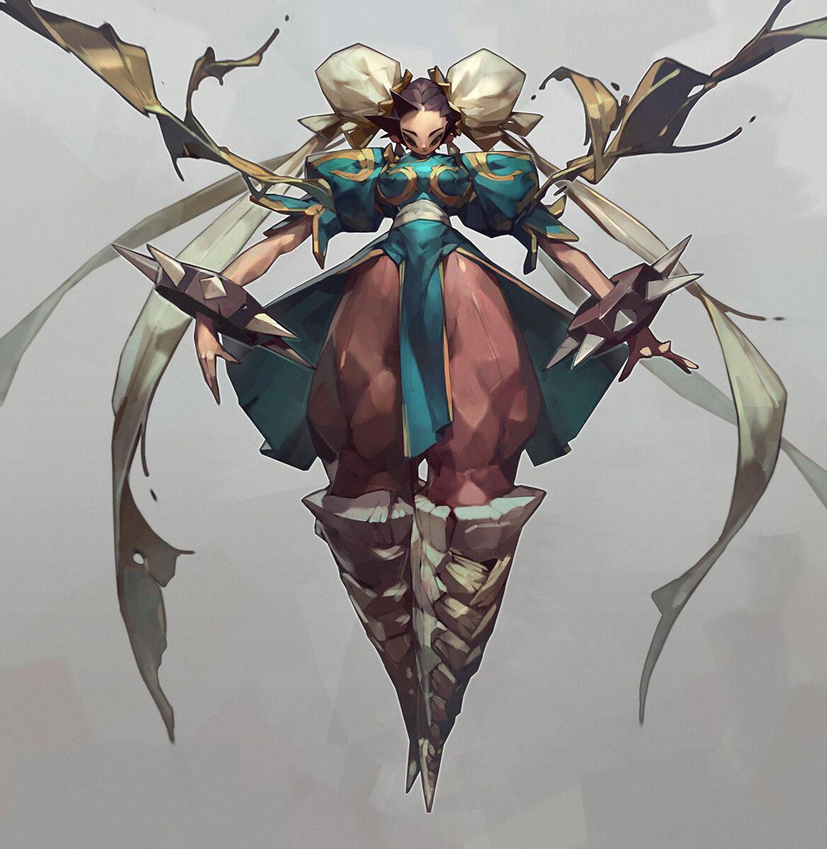 Kudaman Art Chun Li