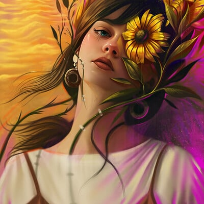Yasar vurdem sunflower by vurdem dd2wufu fullview 1