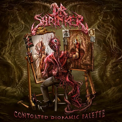 Stephen somers dr shrinker contorted cover