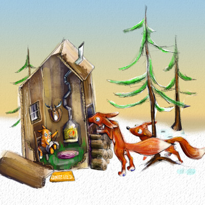 Mccal joy foxes2 cabinfever mccal