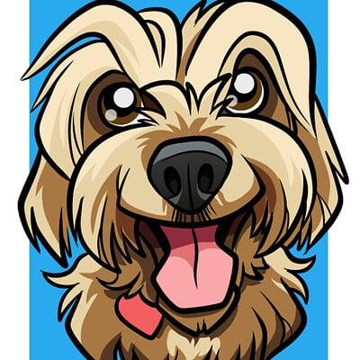 Steve rampton billy dog