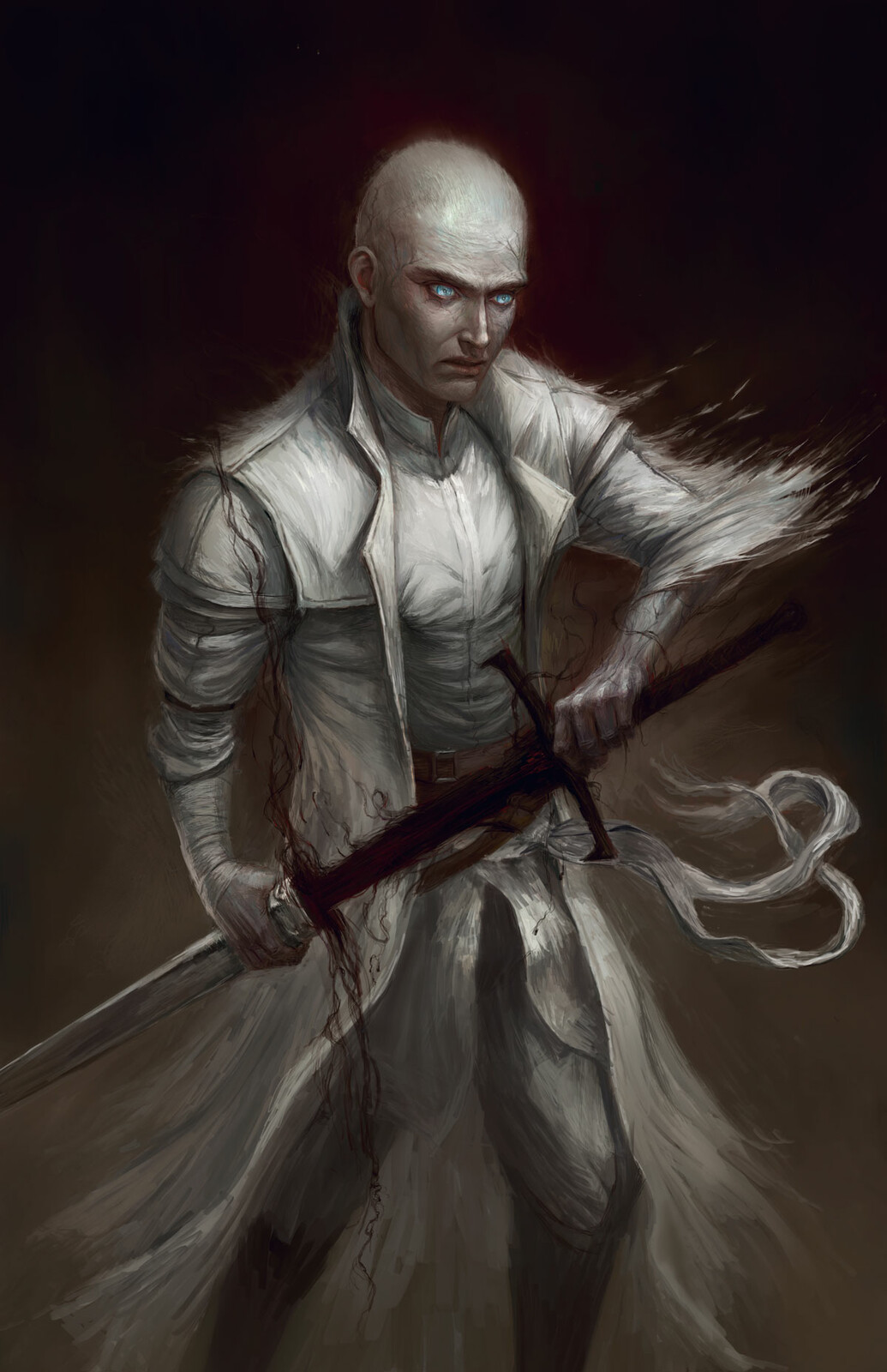 The Assassin In White