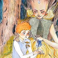 ArtStation - The little mermaids, Virginia Perez
