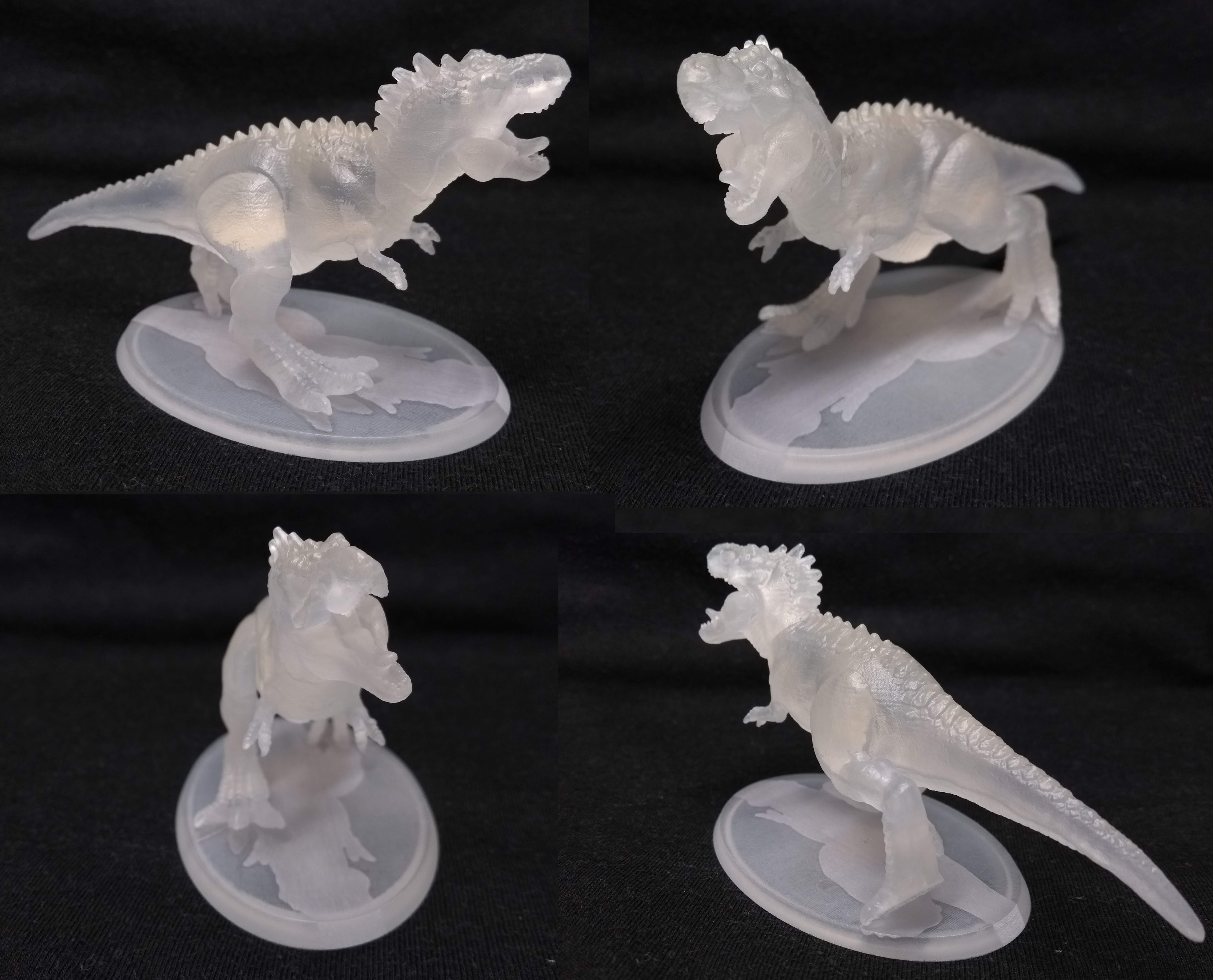 T-Rex 3D Print
