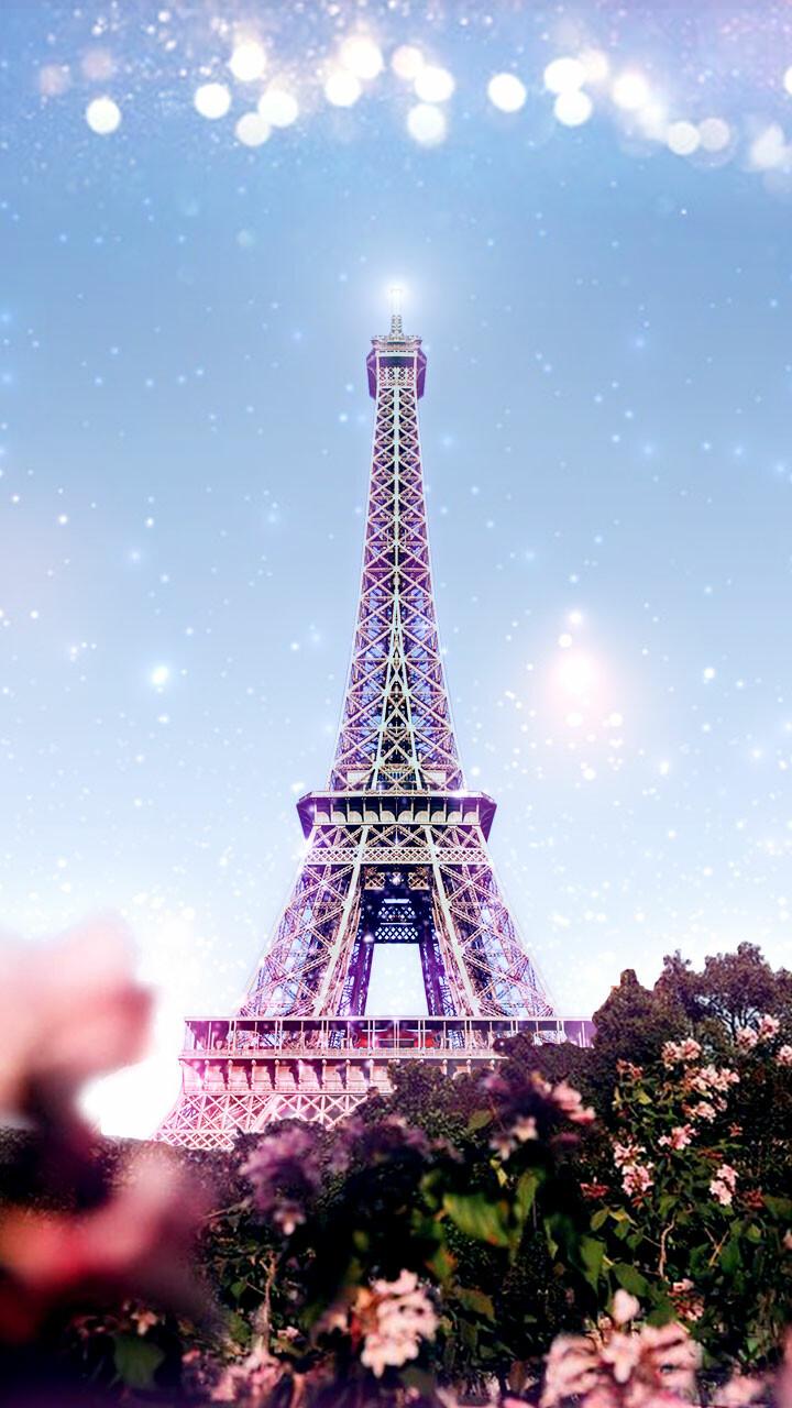 Rucha Rane Pink Love Floating Balloons Paris