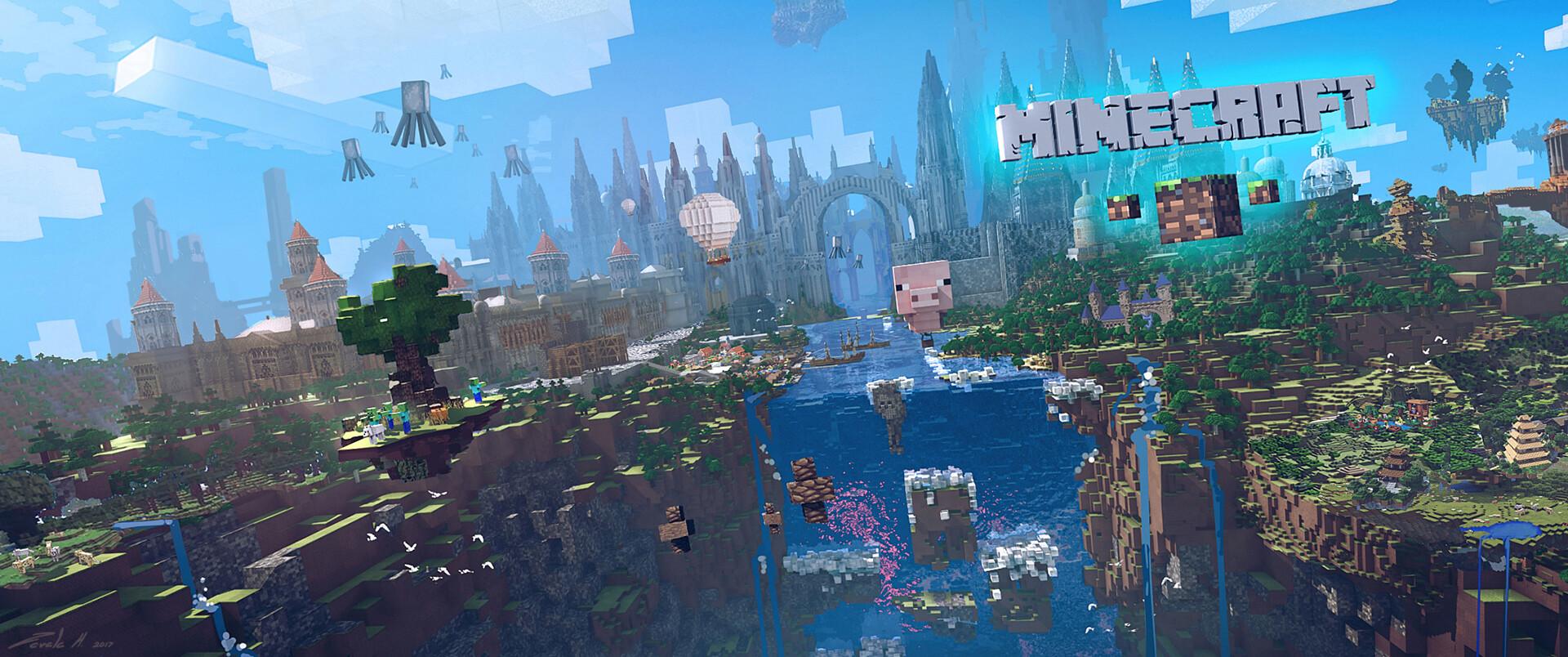 Stephen zavala minecraft world 1 sz