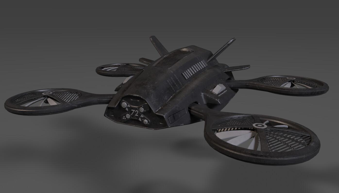 John khaw drone1