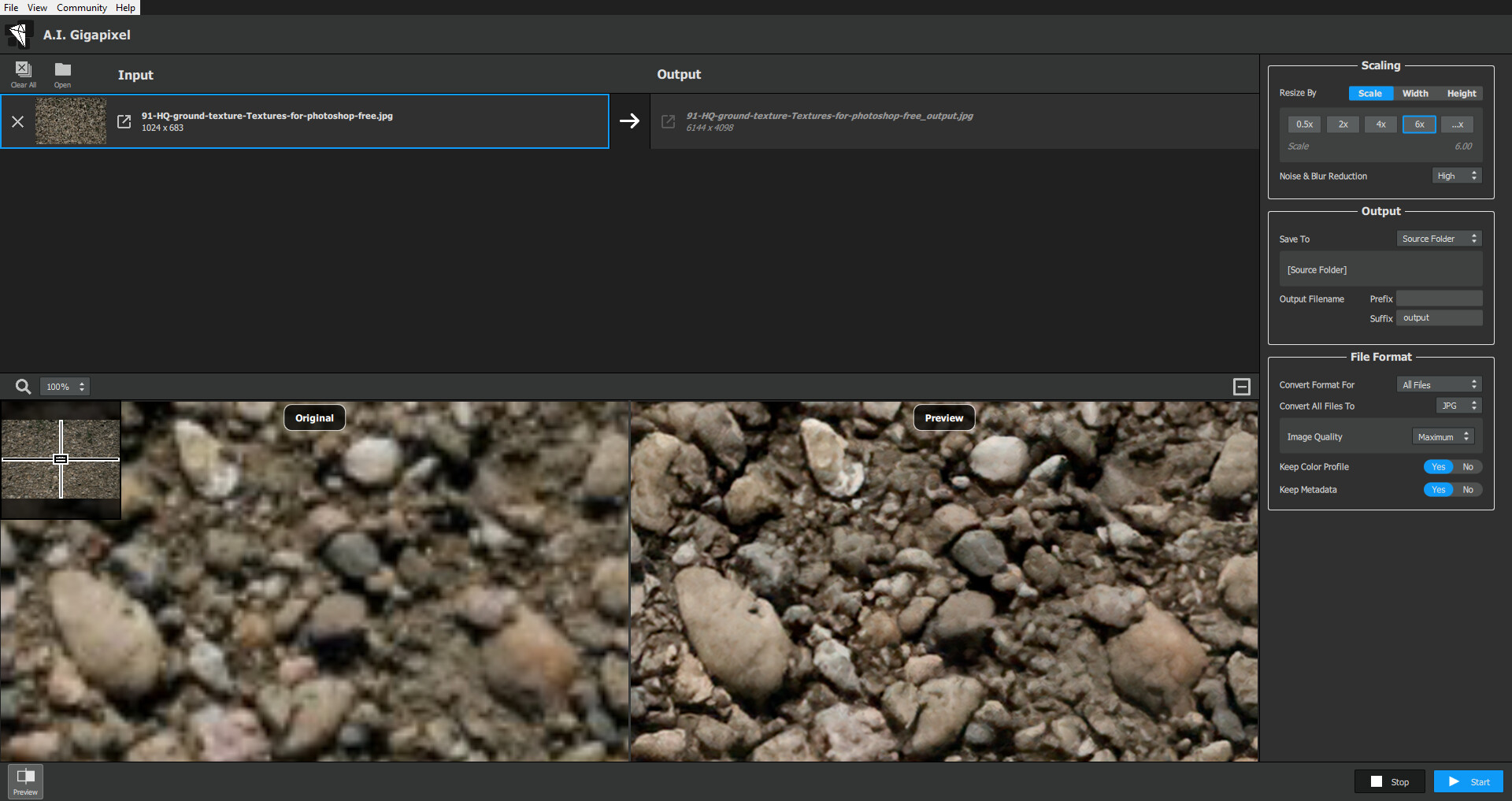 ArtStation - AI Ground Texture, eros dadoli
