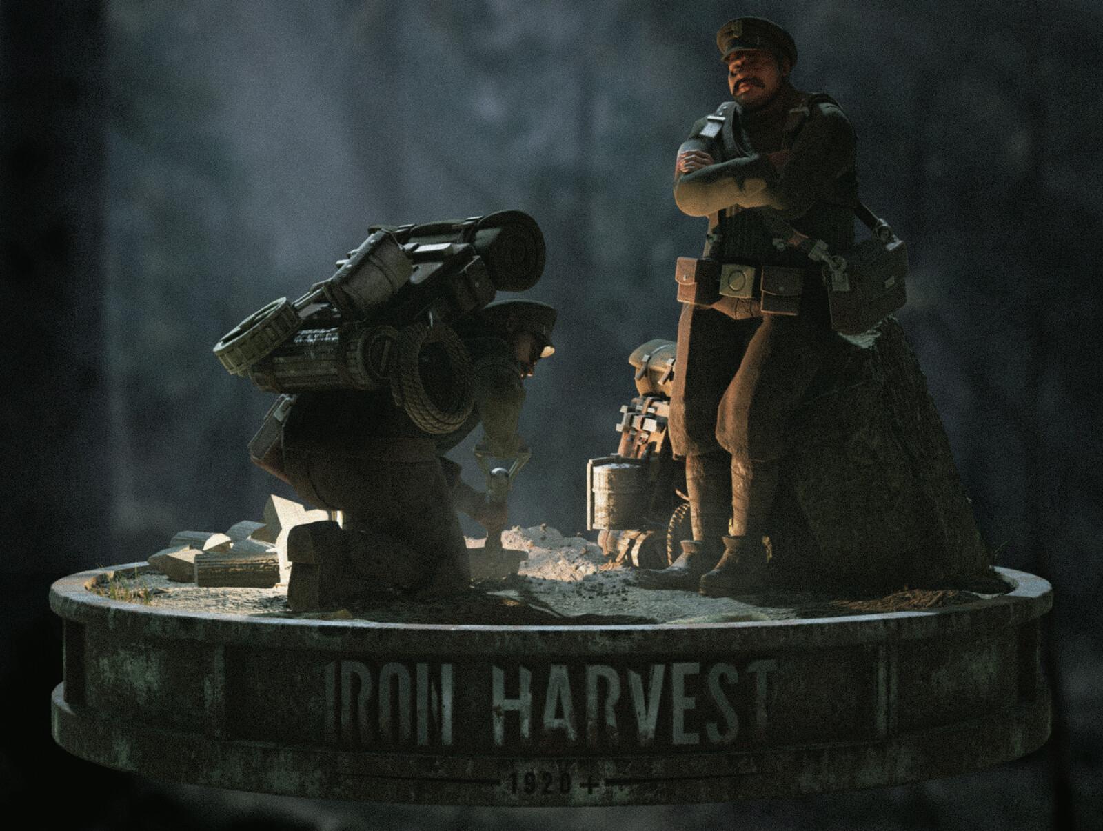 Iron Harvest - Internship