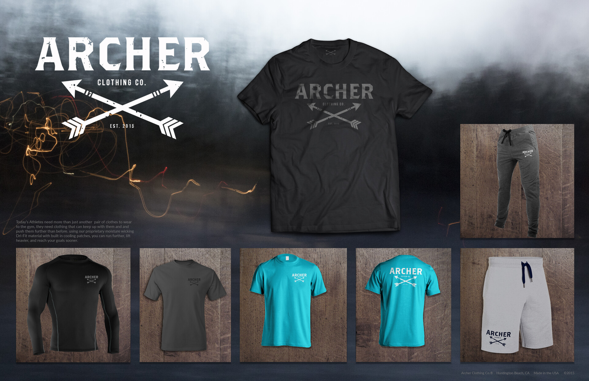 Kyle miller archerclothing