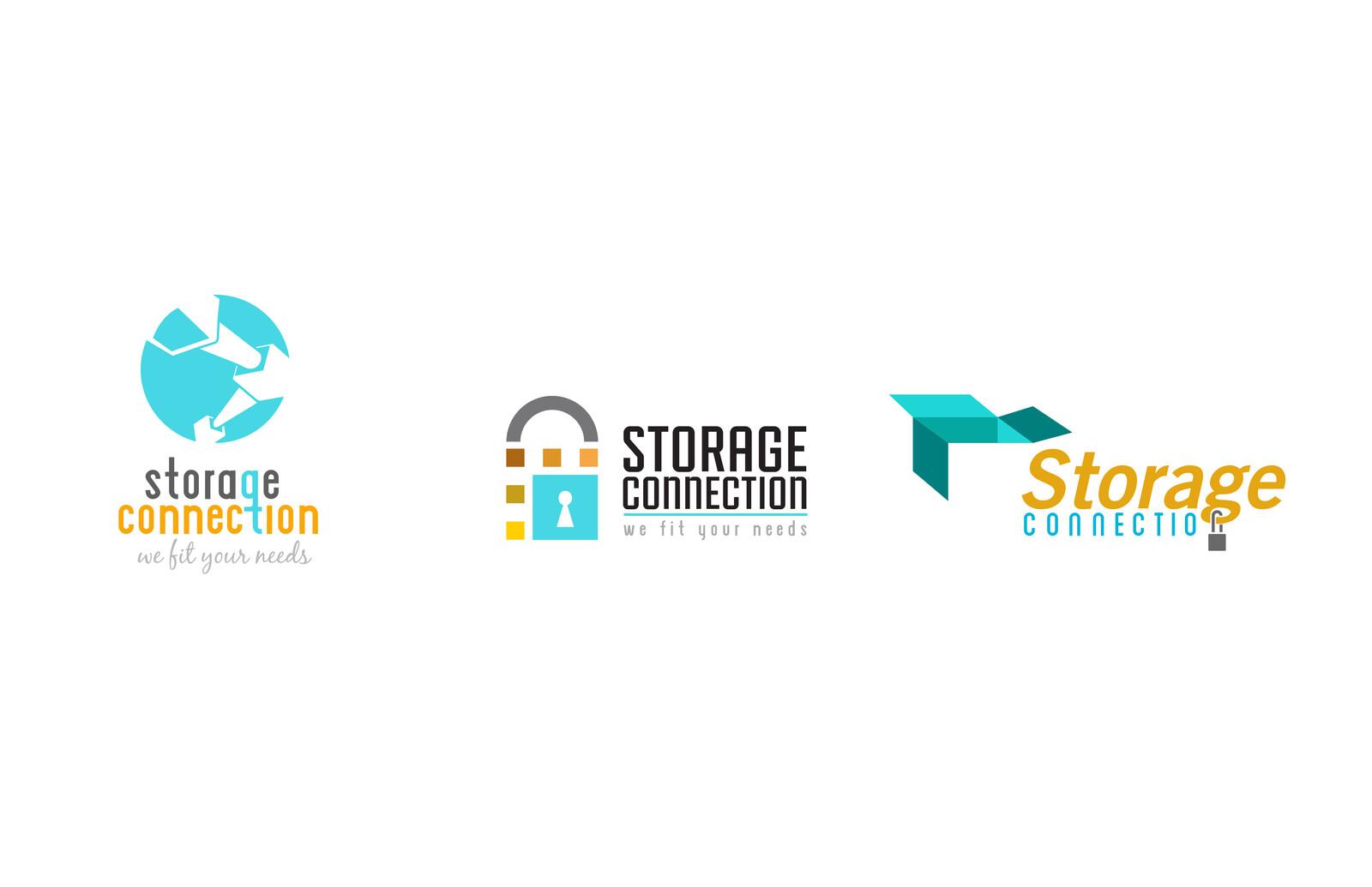 Storage Connection Logo Ideas