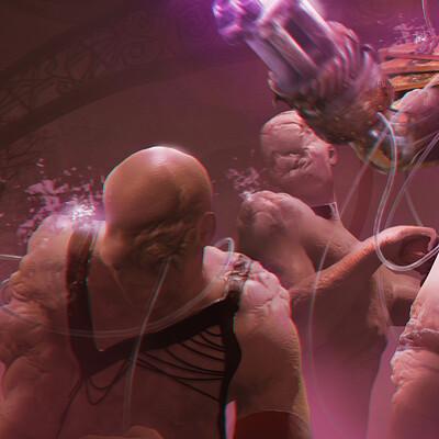 Konstantin vohwinkel cyborg army a