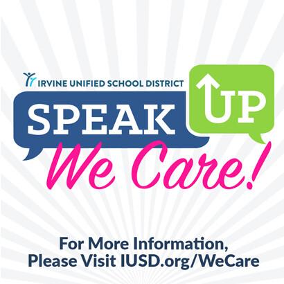 Speak Up, We Care! Logo & Assets
