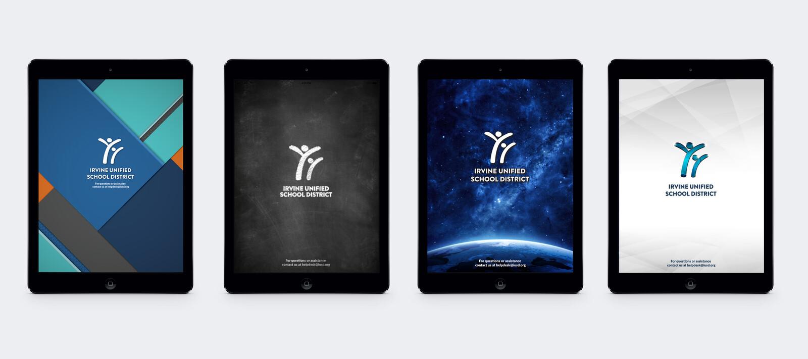 IUSD iPad Backgrounds