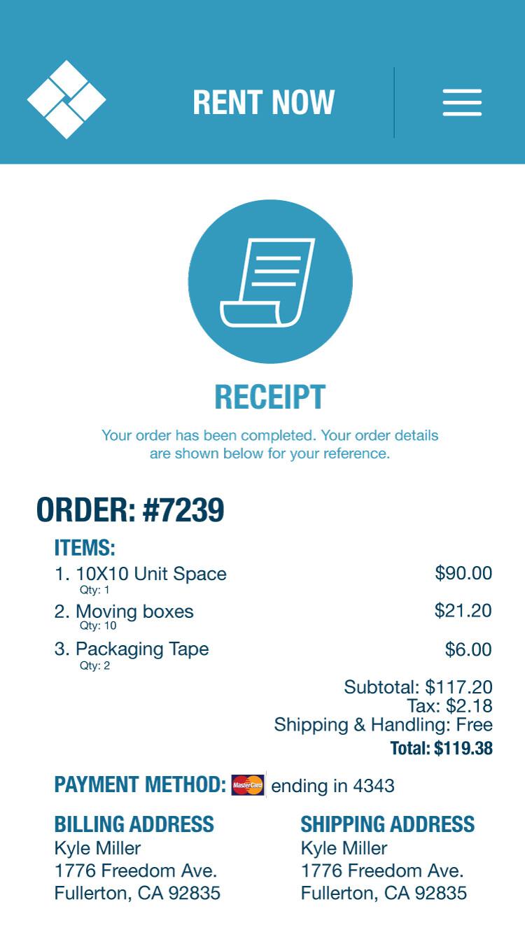 Kyle miller 483a invision rent now receipt