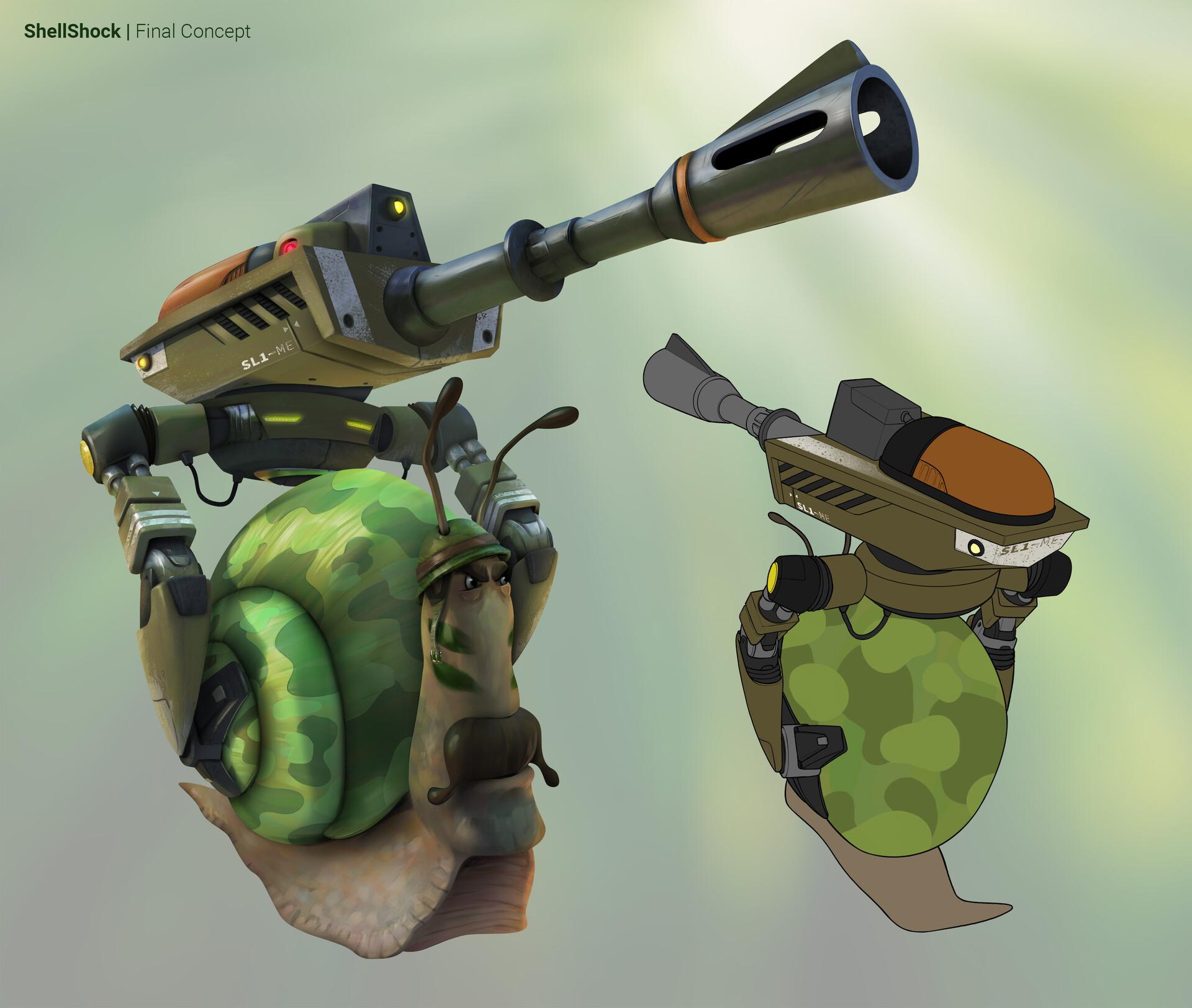 Jake bullock snailgun 10
