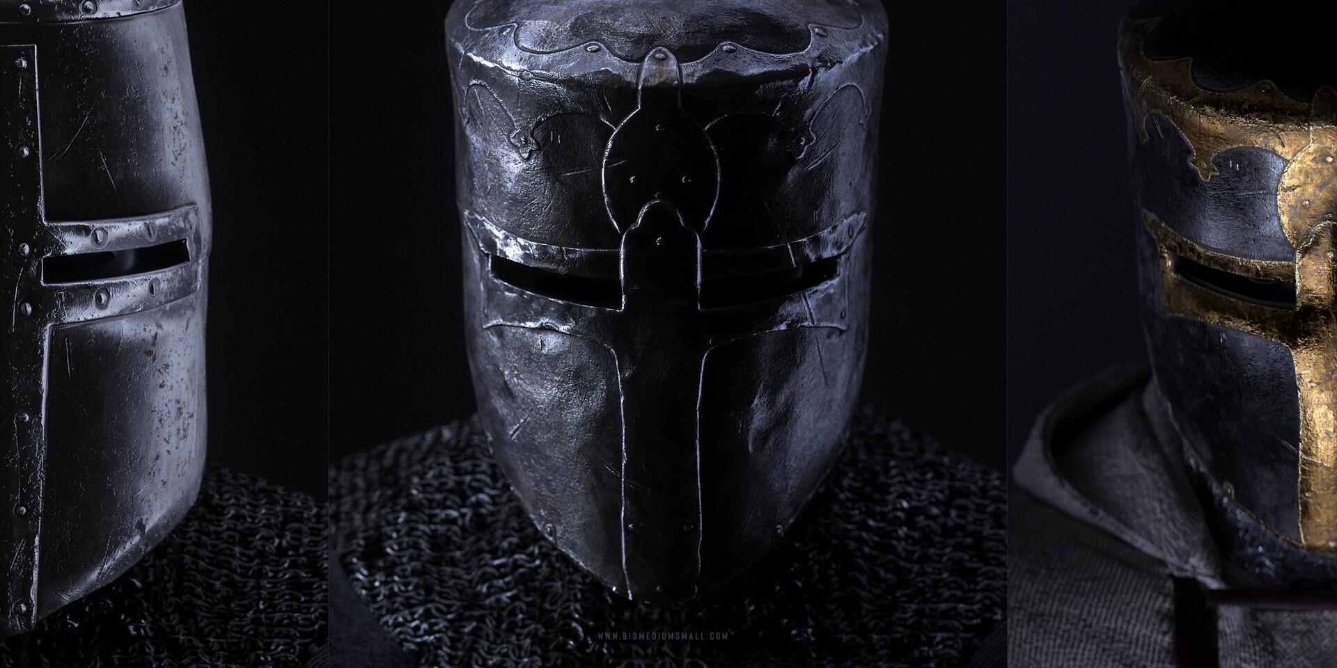 Oleg zherebin helmets 3