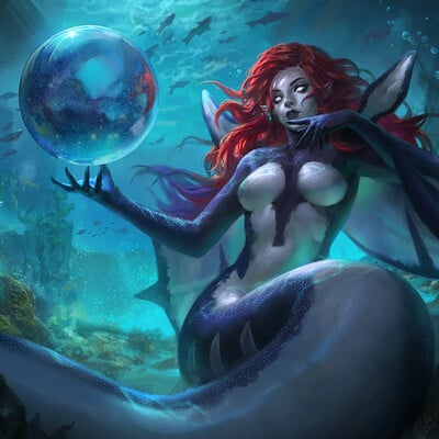 Wisnu tan dark siren lorelai uplox