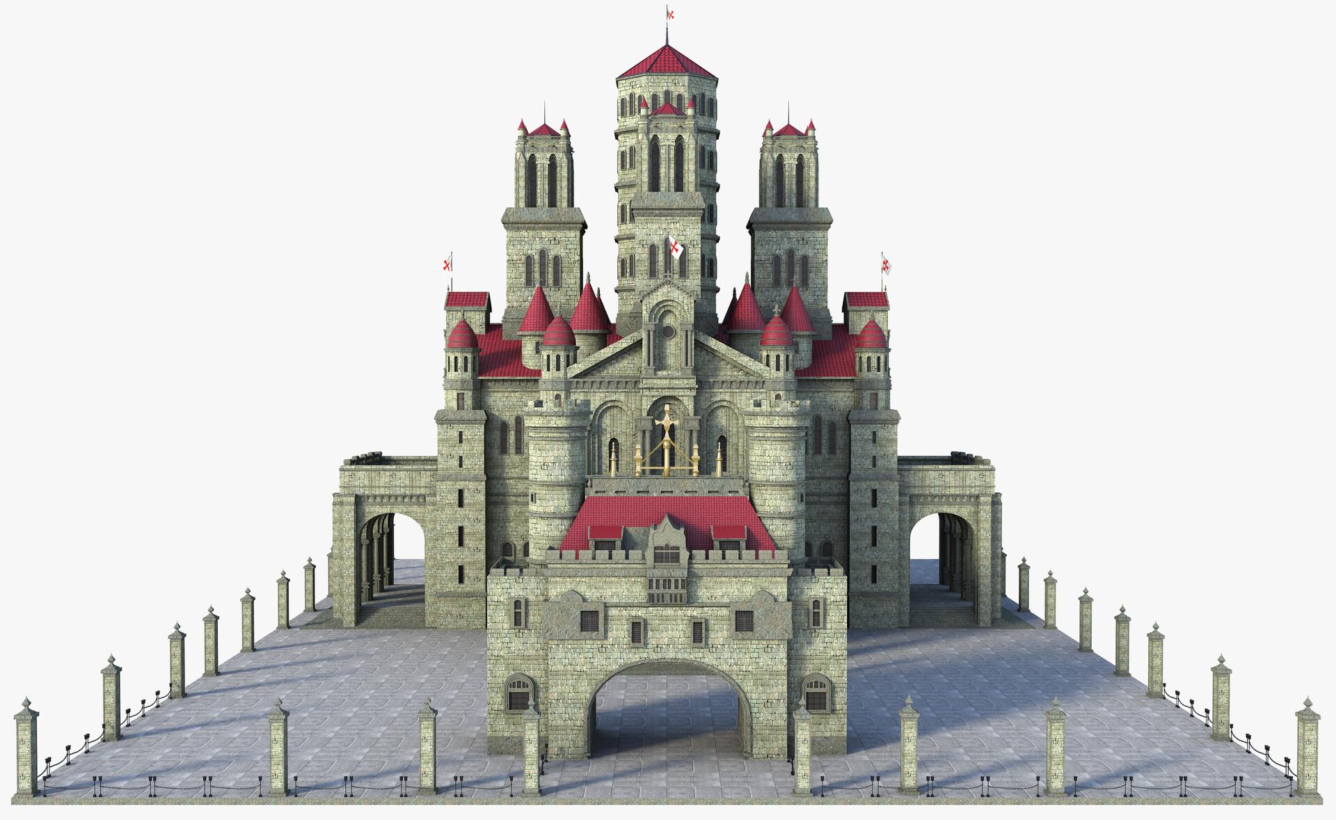 Marc mons castle7