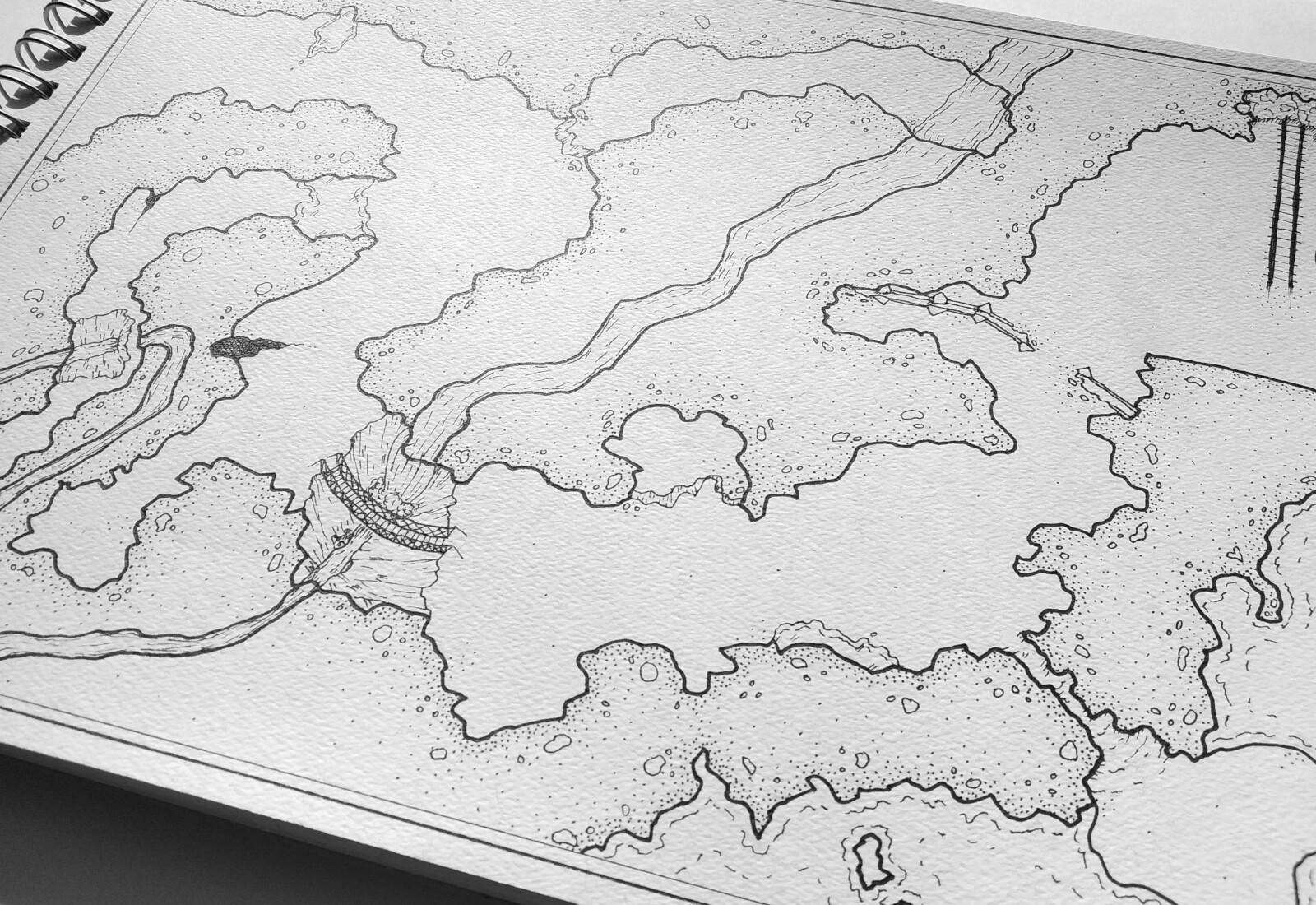 Ester Follerova - DnD Maps on