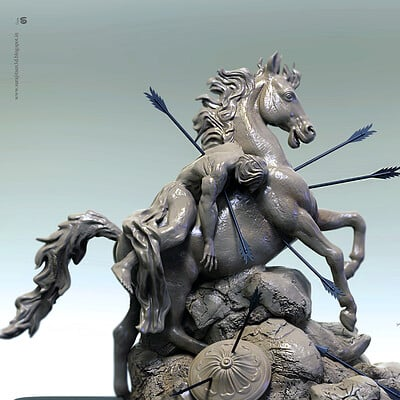 Surajit sen last moment digital sculpt surajitsen march2019