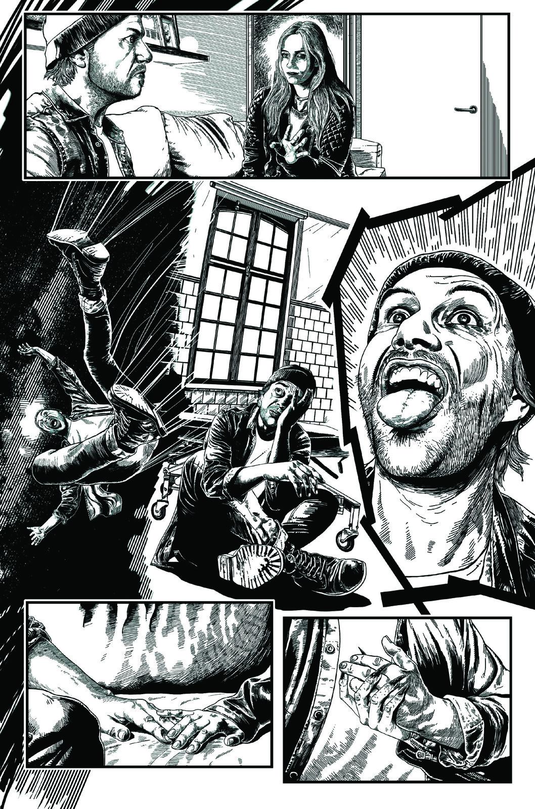 Indie Comic strip page 2