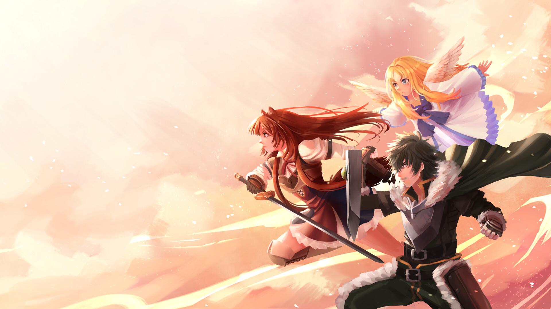 Artstation The Rising Of The Shield Hero Arkerxx Jao