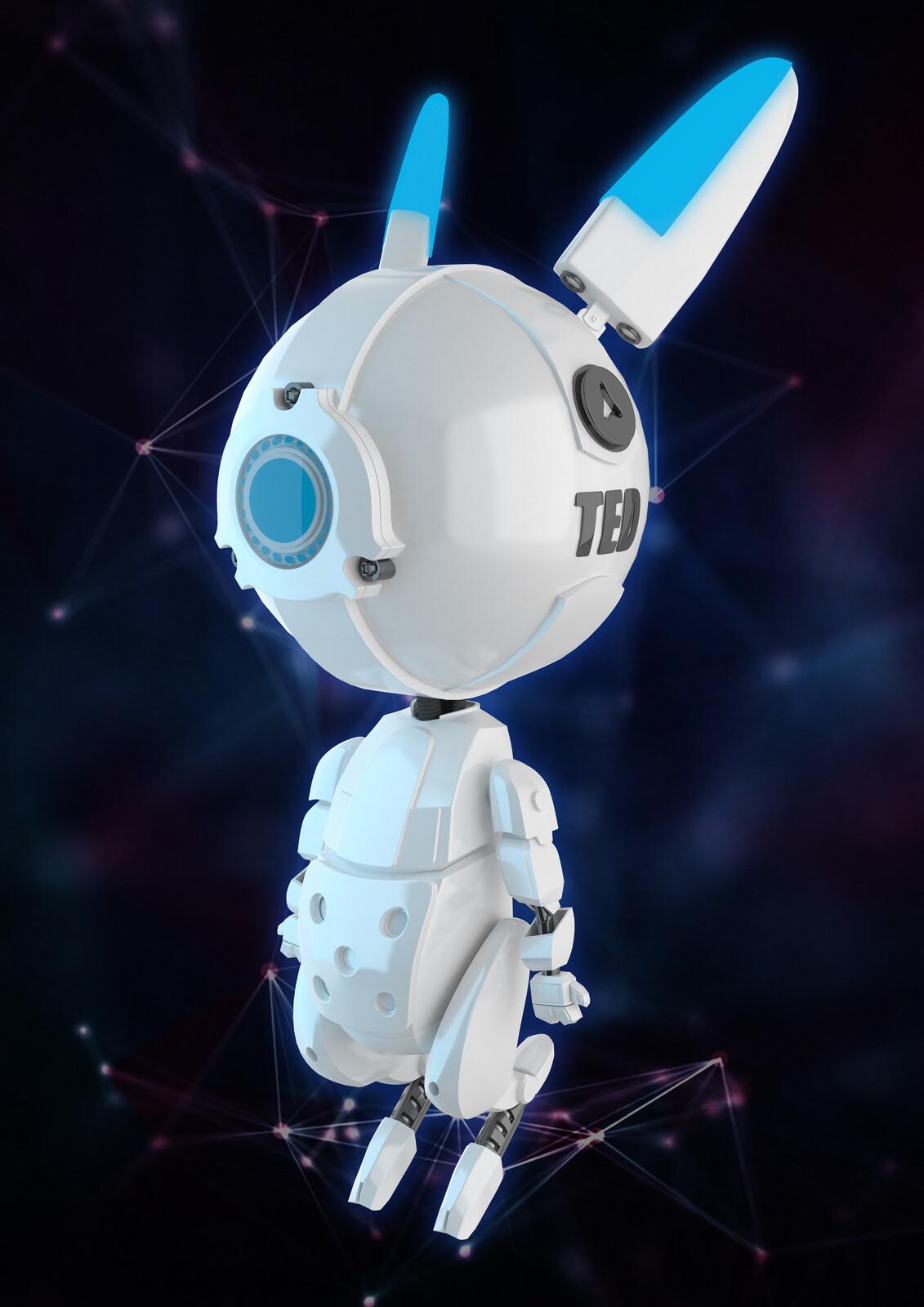 Bunny Bot Render