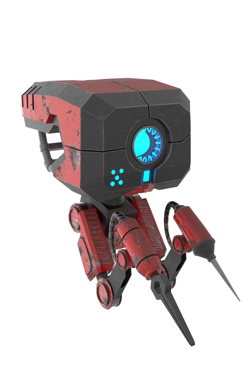 Robo 2 Render