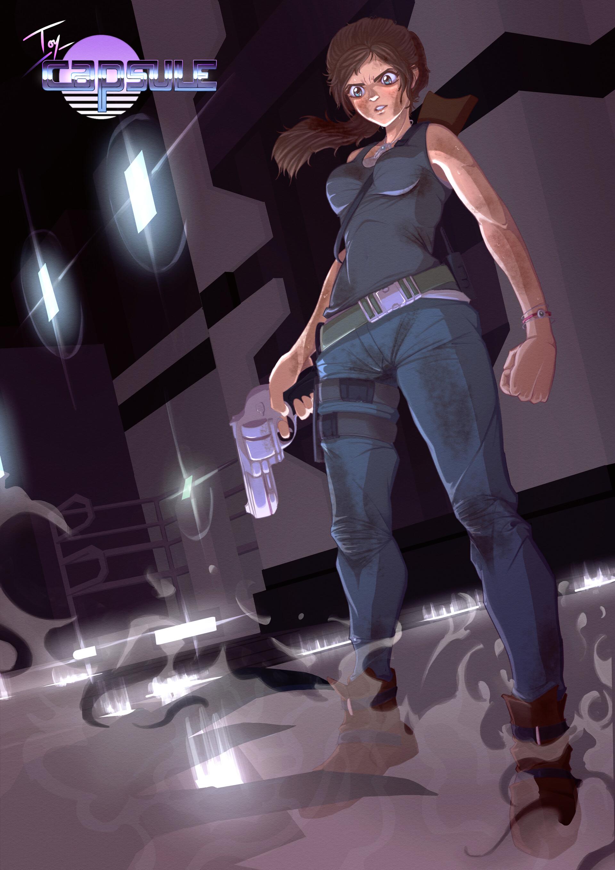 Artstation Claire Redfield Resident Evil 2 Remake Fan Art Scott Vickers