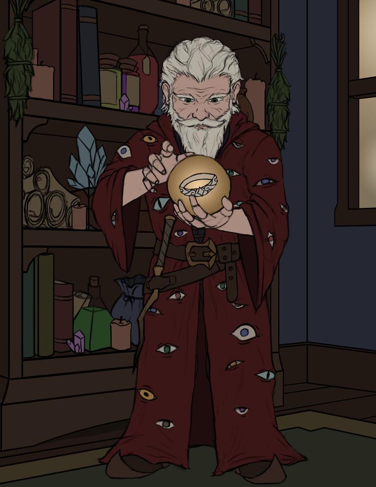 Christian hadfield gnome wizard update 2