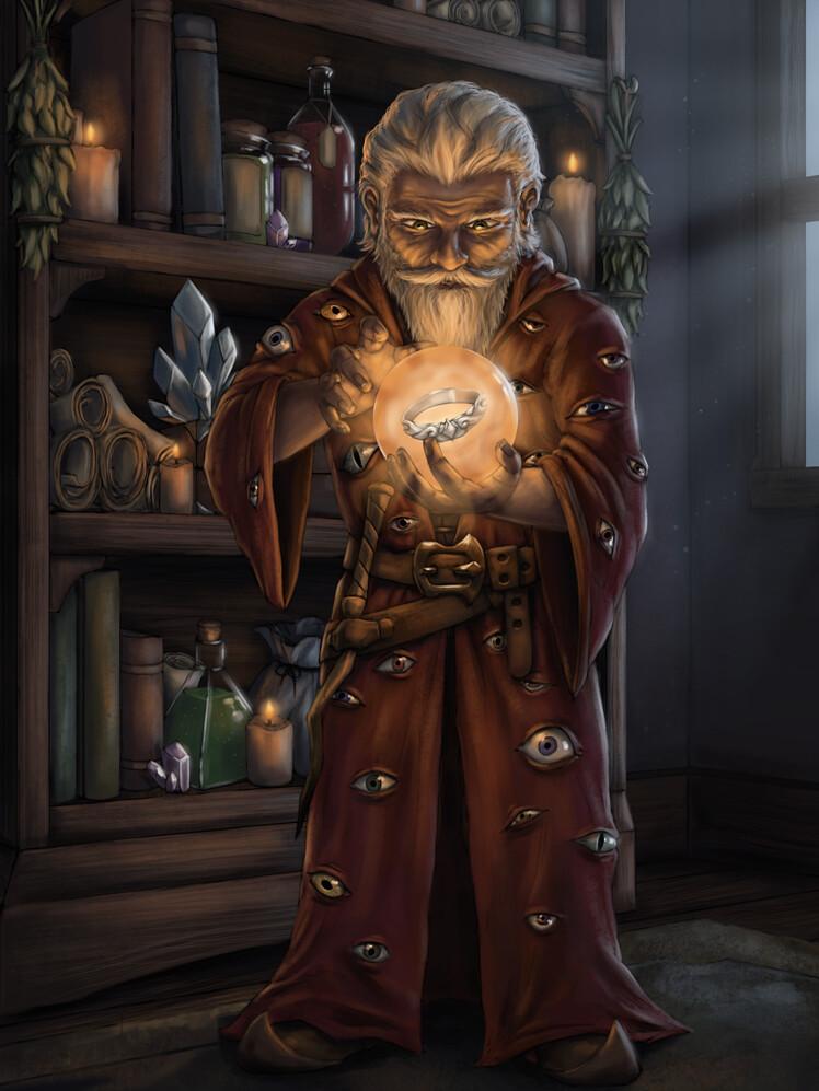Christian hadfield gnome wizard update 4