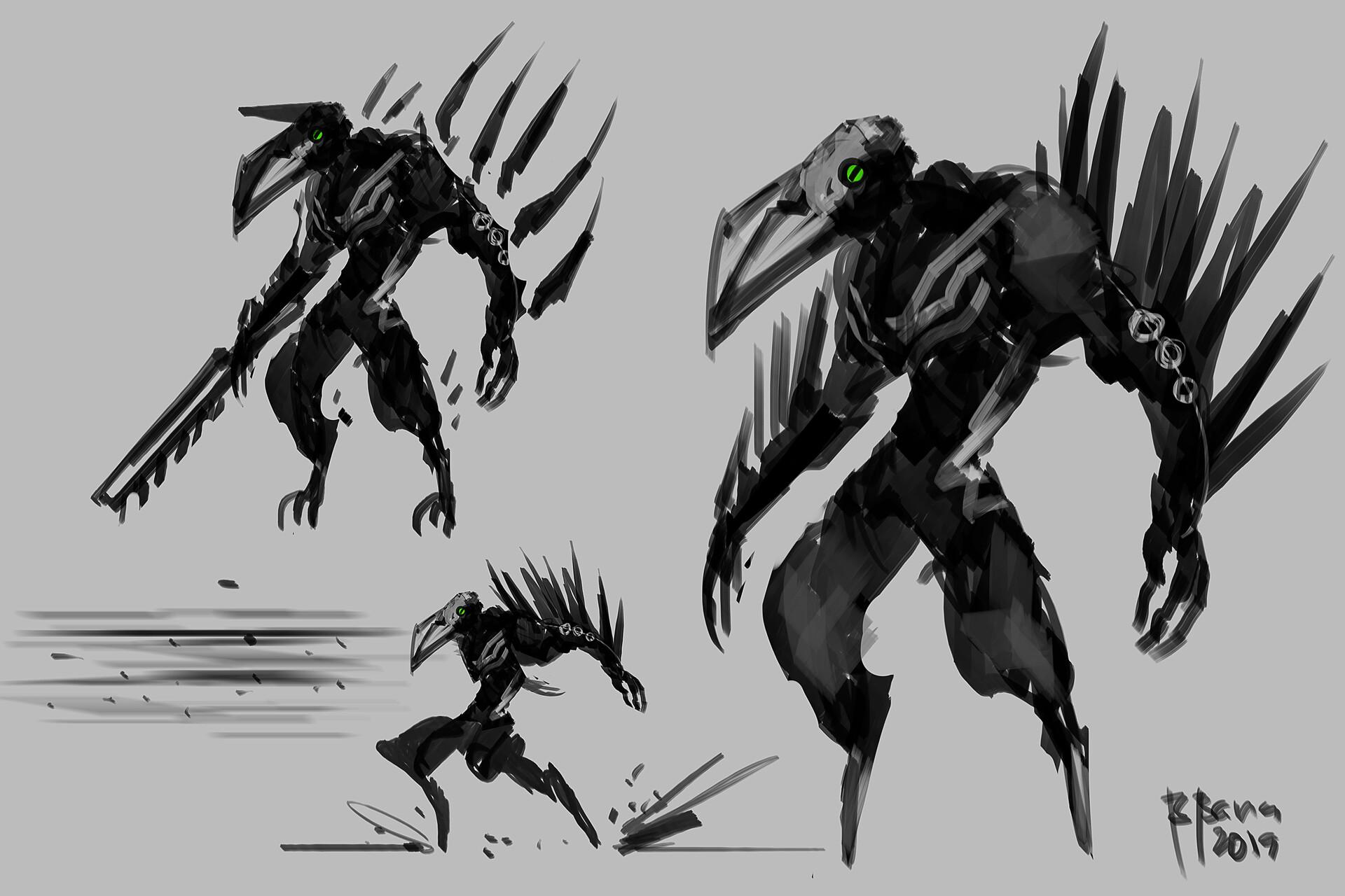 Crow of Pain