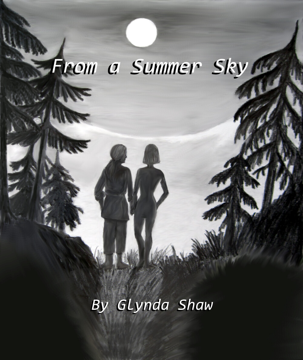 """From a Summer Sky"" illustrations"