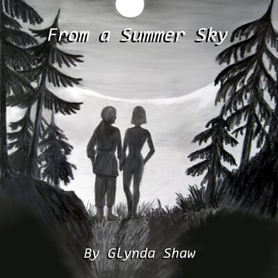 Rohvannyn shaw from a summer sky cover