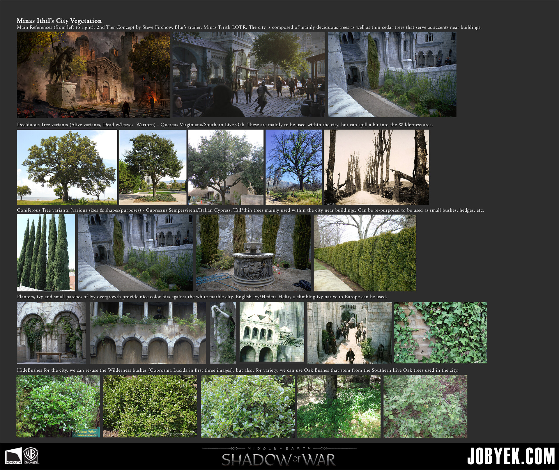 Stylesheet for Minas Ithil's City Vegetation