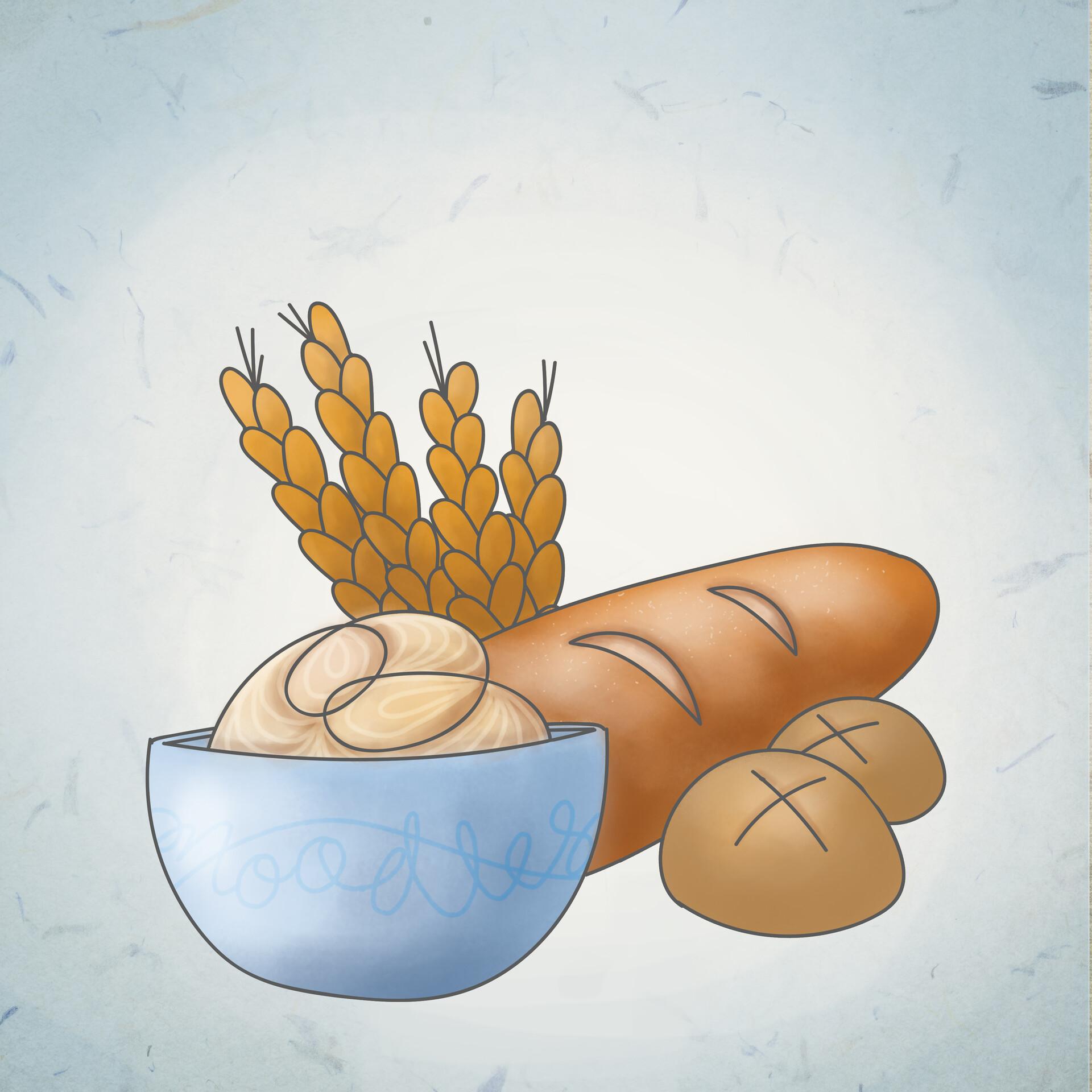 Alecs ganoria allergen wheat