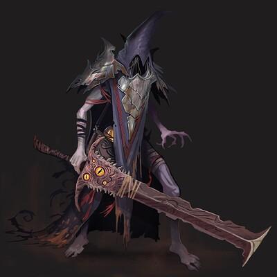 Todd ulrich dark warrior