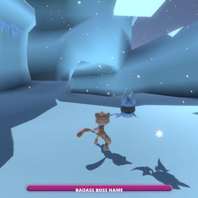 Laura vilsone in game 2