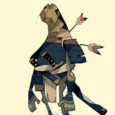 Satoshi matsuura 2019 03 28 samurai zombie s
